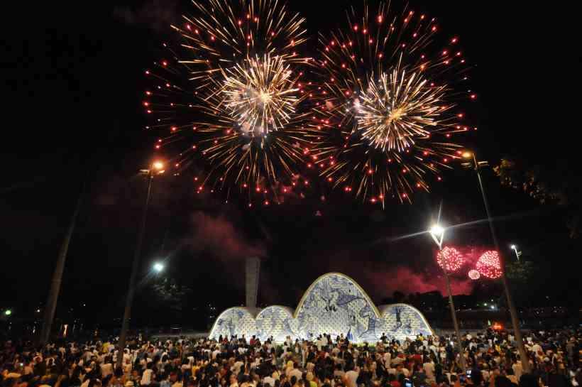 Réveillon Lagoa da Pampulha 2020 TV Alterosa cancela tradicional show de fogos na Pampulha