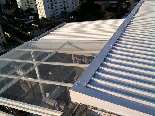 Onde encontrar coberturas e telhados termoacústicas em BH?