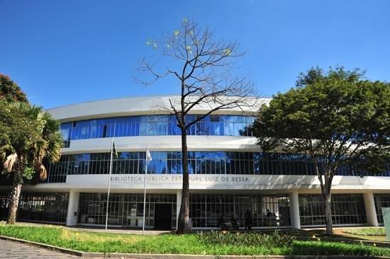 Prédio da Biblioteca Pública, na Praça da Liberdade, será reformado