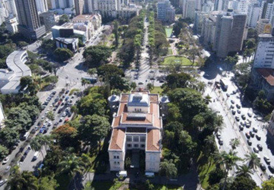 A Secult assumiu edital para ocupação os prédios da Praça da Liberdade